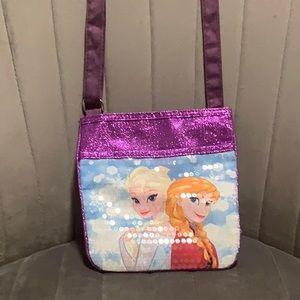 (NWOT) Disney Frozen- Else and Anna Bag/Purse